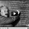 Thumbnail image for Which Albert Einstein Quote Moves You?