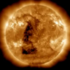 Thumbnail image for Is the New Triangle-Shaped Hole in the Sun a Stargate?