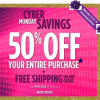 Thumbnail image for Cyber Monday Sale – Great Deals on Energetic Support