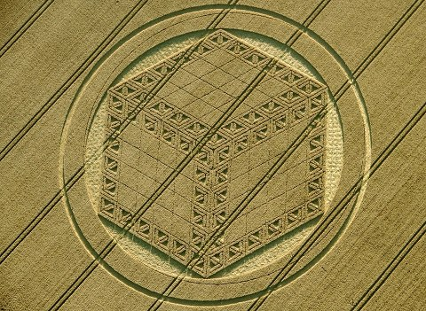 Post image for How to use Crop Circle Photos to Expand your Energy