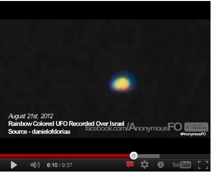 Post image for Best of UFO Sightings of August 2012