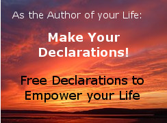 Post image for Make Your Declarations: Victory Over Outer Circumstances