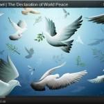Archangel Michael – The Declaration of World Peace